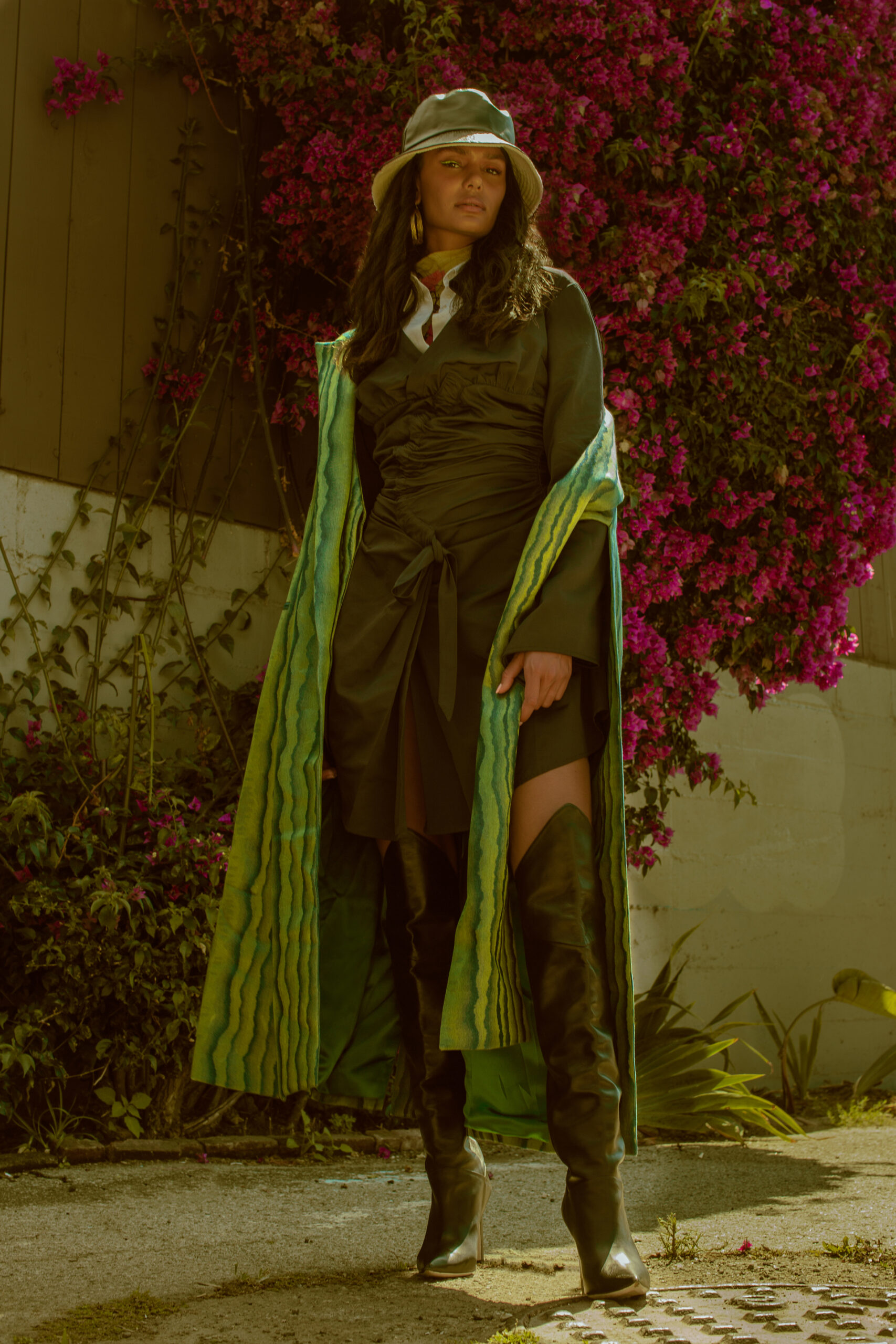 Paul Brickman Creative Photography Ladygunn Magazine Samantha Swan Fashion Elite Model Management Latin X