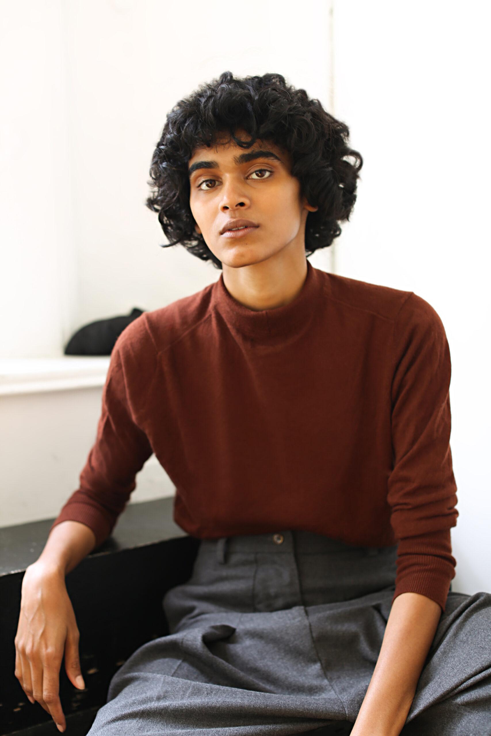 Paul Brickman Creative Photography Radhika Nair Ford Models Fashion Runway Editorial Burberry Mulberry